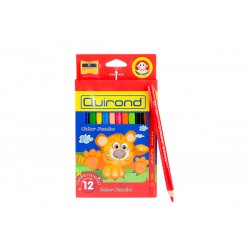 COLOR QUIROND JUMBO X 12